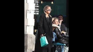Rita Ora gets straight back in the gym in London
