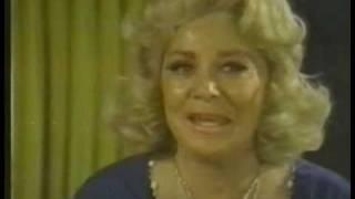 Betty Hutton - The Mike Douglas Show (1977) Part 3