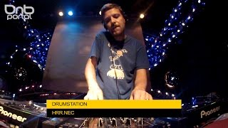 Hrr.Nec - Drumstation [DnBPortal.com]