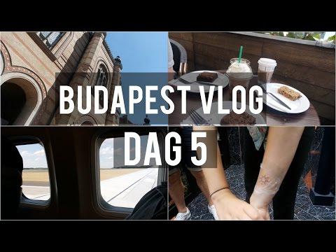 Budapest vlog dag 5