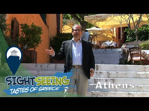 Athens | A walk in Plaka - Episode 5