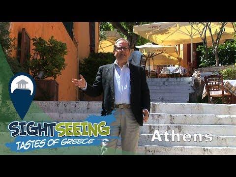 Athens | A walk in Plaka - Episode 5
