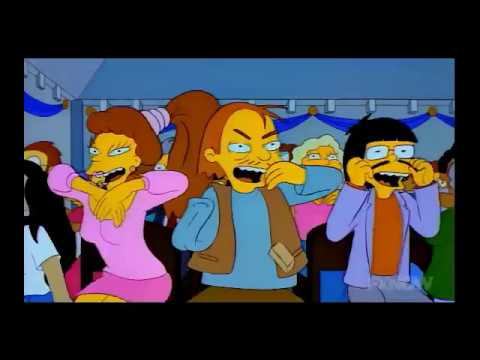 The Monorail Song - The Simpsons
