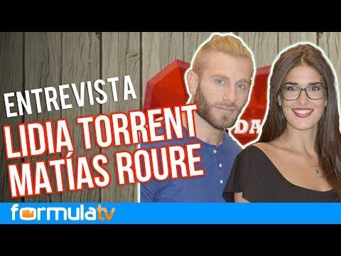 Lidia Torrent y Matías Roure desvelan la clave del éxito de 'First dates'