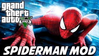 GTA V – SPIDER-MAN MOD