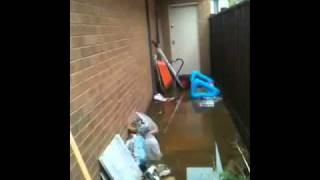 Swimming pool extension