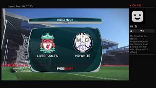 Liverpool 3 - 2 Real Madrid Tiki Taka PES 2017