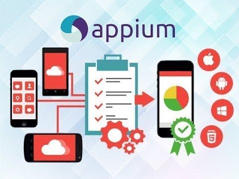 Image result for image of appium mobile automation framework