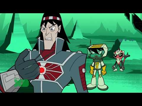 Super Robot Monkey Team Hyperforce Go! S1E06 Secret of the Sixth Monkey from YouTube · Duration:  20 minutes 37 seconds