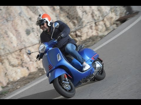 Preview Vespa GTS ie HPE SuperSport