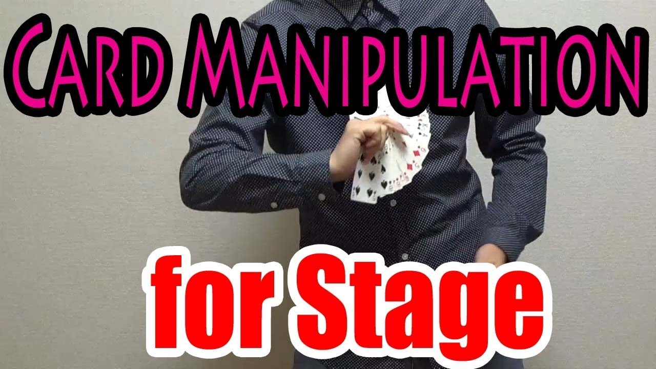 Card Manipulation Tricks