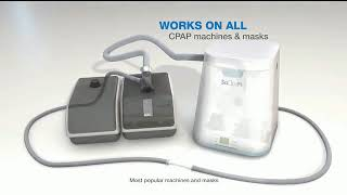 SoClean CPAP Cleaner Commercial - As Seen on TV