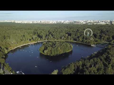 Обзор окрестностей ЖК Измайловский лес г. Балашиха