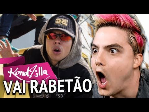 REAGINDO A RABETÃO - MC LAN