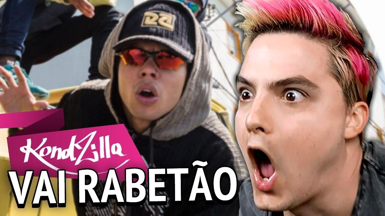 REAGINDO A RABETÃO - MC LAN [+13]