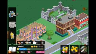 The Simpsons: Tapped Out - Halloween Update