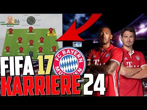 DAS BESTE TEAM ALLER ZEITEN ?! 😍😵 | FIFA 17 Karrieremodus Fc Bayern (Deutsch) #24