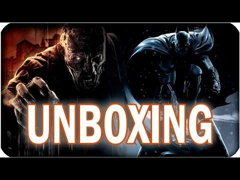 UNBOXING CUADRUPLE | ¡ESTO SI QUE SON BUENOS JUEGOS!