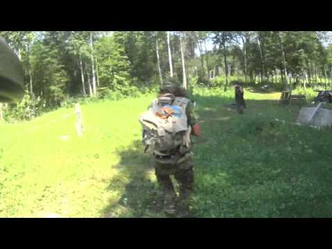 Ottawa Airsoft August 19th 2015 Red Devils Airsoft