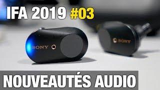 IFA 2019 #3 Huawei, Audio Technica, Sony, Master & Dynamic, Braun, Jabra, Adidas