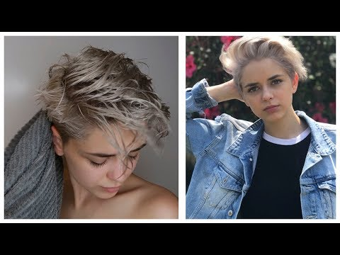 MY HAIR ROUTINE! - Girls With Short Hair