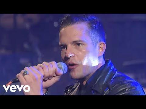 The Killers - Mr. Brightside (Live On Letterman)