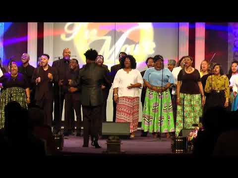 "The Mount Unity Choir ""Ride On King Jesus"""