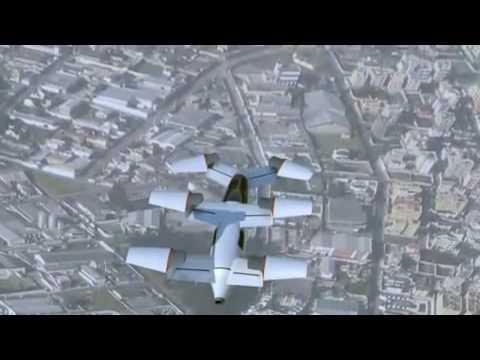 Samarai Roadable VTOL Helicopter Concept