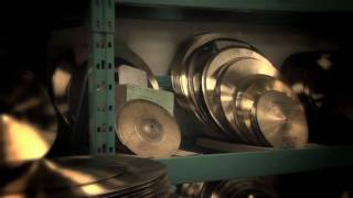 Sabian- Inside Their Cymbal Production, In-Depth Look At How A Cymbal Is Made