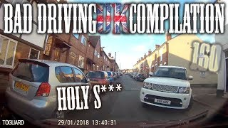 Bad Driving UK Compilation 160