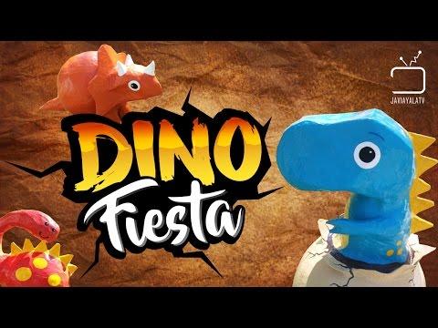 Dino Fiesta! (Decoración para fiesta infantil)