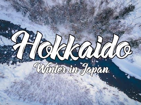 HOKKAIDO JAPAN WINTER - Snow and the City