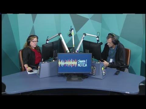 Câmara é Notícia 9h - 10/08/2018 - CÂMARA ANALISA REDUÇÃO DE AGROTÓXICOS