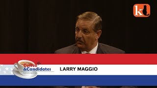 COFFEE&CANDIDATES  /  LARRY MAGGIO
