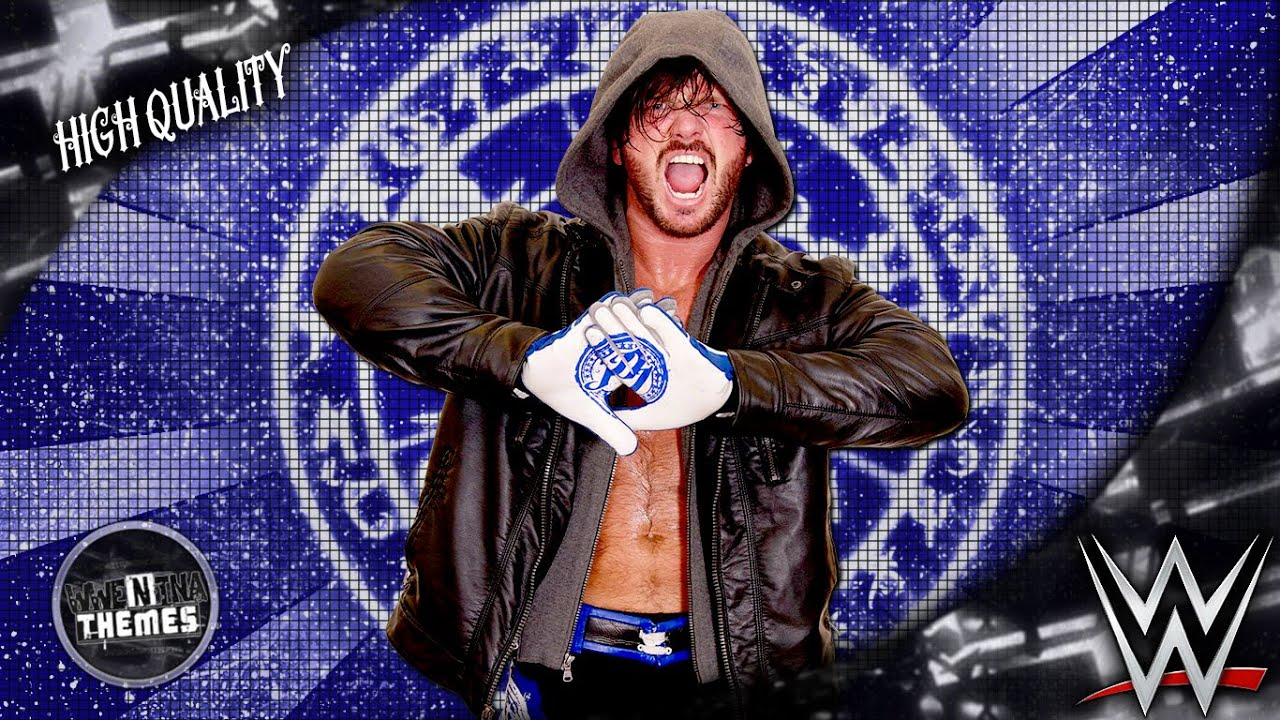Aj Styles 1st New Wwe Theme Song 2016 Phenomenal