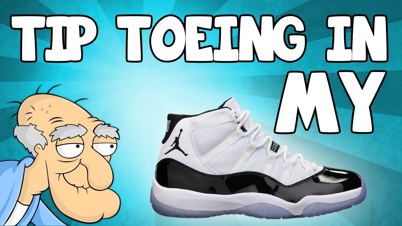abfc035e1c8c Herbert The Pervert Tip Toeing In My Jordans - YouTube