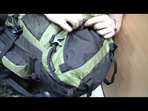 Треккинговый рюкзак Splav «Harrier» (50 л.). Обзор