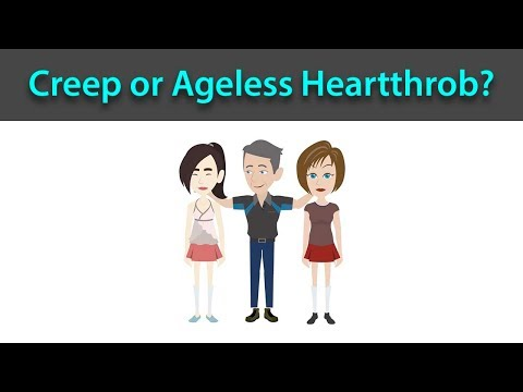 How to Date Younger Women - Overcome Age Difference