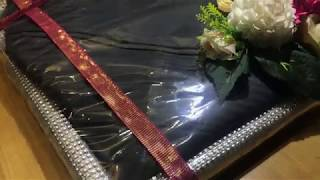 PACKING TUTORIALS | MEN SUIT LENGTH | TROUSSEAU PACKING |  WEDDING PACKING | VIBGYOR PACKING
