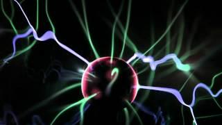 """Genesis Series II"" Plasma Globe by Aurora Plasma Design"