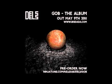 DELS - 'GOB' (David Andrew Sitek Remix)