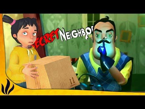 JE BARRICADE TOUS LES ACCS EN TANT QUE VOISIN ! (Secret Neighbor)