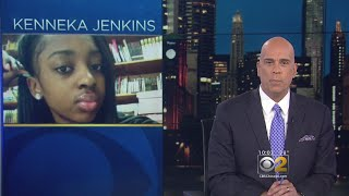 Kenneka Jenkins Memorial Turns Into Protest