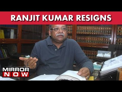 Ranjit Kumar Resigns As Solicitor General of India I The News