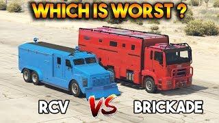 gTA Online - Brickade - Обзор и Кому стоит его купить