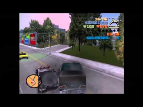 Let's Play GTA 3 -49- Bullion Run