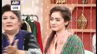 Good Morning Pakistan   Nida Yasir   Shadi Ki Bahar   3 May Full