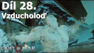Cerberos hraje: God of War CZ #28 - Vzducholoď