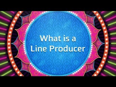 What does a line producer do?  Basic tutorial for Indie Filmmakers & Film Students