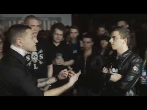 Трек Oxxxymiron - Versus Battle (grime-отрывок под бит) vs. Johnyboy в mp3 192kbps